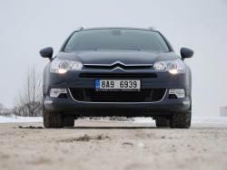 Citroën C5 Tourer 2.0 HDI - jizda
