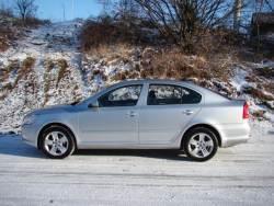 Škoda Octavia 1.4 TSI - bok