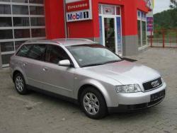 Audi A4 kombi (r.v.2002)