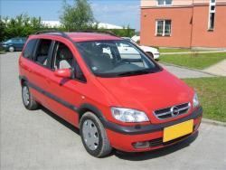 Opel Zafira (r.v.: 2003)