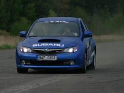 Subaru Impreza WRX STi - jizda