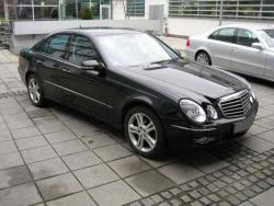 Mercedes Benz třídy E r.v. 2008