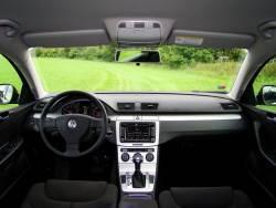 Volkswagen Passat Variant EcoFuel - int