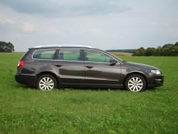 Volkswagen Passat Variant EcoFuel - bok