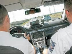 Volkswagen Passat R36 - Policie ilustrační foto