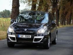 Renault Scénic 1.9 dCi - jizda