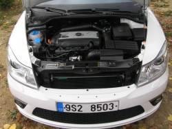 Škoda Octavia RS 2.0 TFSI