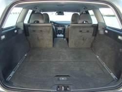 Volvo V70 2.4D - kufr