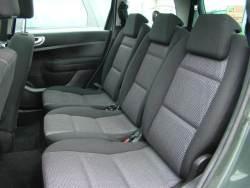 sedadla Peugeot 307 SW vs 308 SW