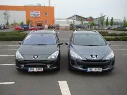 Peugeot 307 SW vs 308 SW