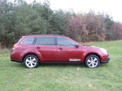 Subaru Outback linear