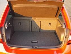 Škoda Rapid Spaceback 1.4 TSI DSG - kufr