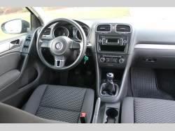 Seriál VW Golf VI