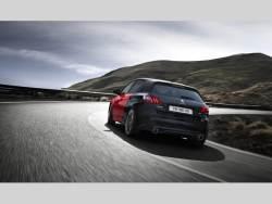Peugeot 308 GTi:jízda