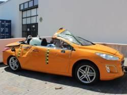 Crashtest Peugeot 308 CC