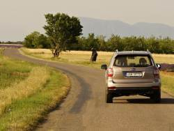 Subaru Forester 2.0D Lineartronic 2015
