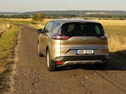 Renault Espace zad