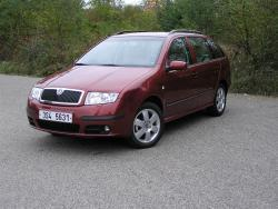 Škoda Fabia Combi TDI
