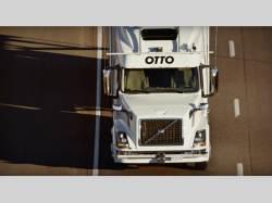 Otto - samoříditelné kamiony