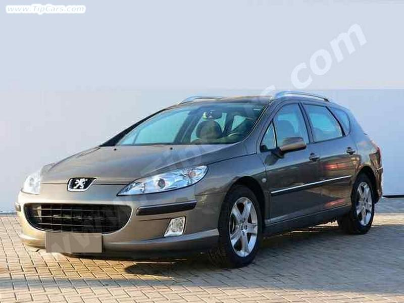 peugeot 407 sw 1 6 hdi a zku enosti po 200 tis km. Black Bedroom Furniture Sets. Home Design Ideas
