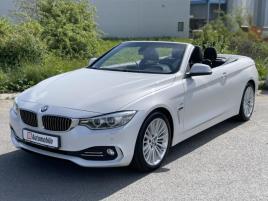 BMW řada 4 2.0 d Cabrio Luxury