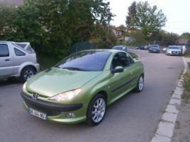 Peugeot 206 2.0 i CC CC EL
