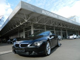 BMW řada 6 3.0 i Cabrio