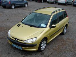 Peugeot 206 1.1 i SW