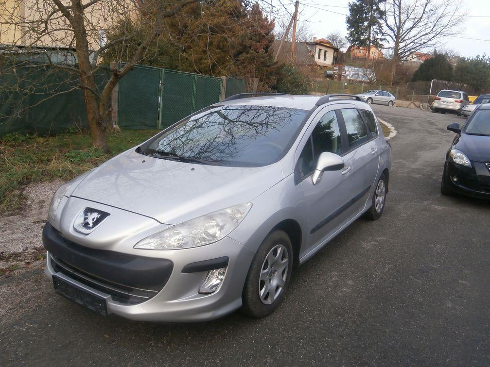 Peugeot 308 1.6 HDi Combi