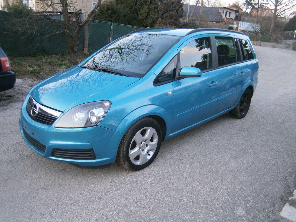 Opel Zafira 2.0 CDTi