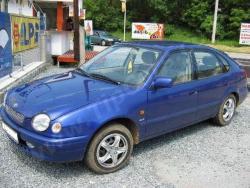 RECENZE OJETIN: TOYOTA Corolla 7G, 8G - Etalon spolehlivosti