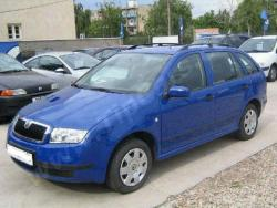 Škoda Fabia - ojetiny