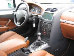 Peugeot 407 coup lev sal n for Interior 407 coupe