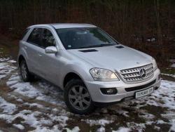 Mercedes – Benz ML 320 CDI