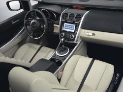 Mazda CX-7 int