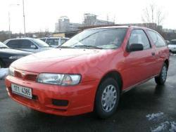 RECENZE OJETIN: Nissan Almera (N15) - Naprosto bez závad