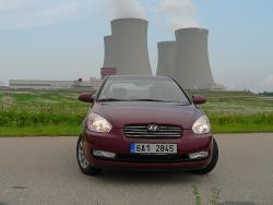 Hyundai Accent 1.5 CRDi - předek