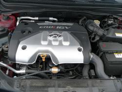 Hyundai Accent 1.5 CRDi - motor