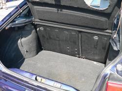 AUTOSERVIS: Ford Escort 1.6i - kufr