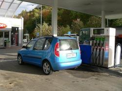 Škoda Roomster 1.4 TDI - benzínka