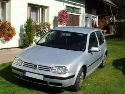 VW Golf SDi