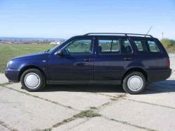 VW Golf III kombi