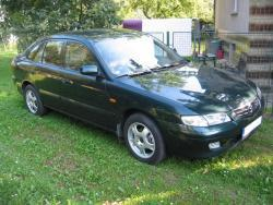 mazda 626 año 2007