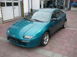 PORADNA: Mazda 323F (BA)