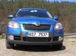 Škoda Roomster Scout - prid