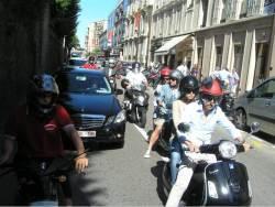 Motocykly ilustrační foto