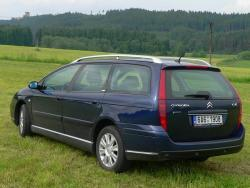 Citroën C5 Break 2.2 HDI - bokozad