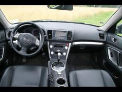 Subaru Outback - inter