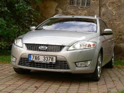 Ford Mondeo Combi 2.0 TDCi