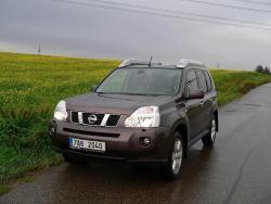 Nissan X-Trail 2.0 dCi - jizda